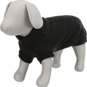 Hundestrik Kenton sort S 36cm