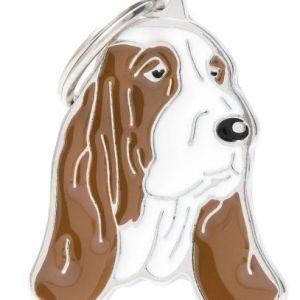 Hundetegn Friends Basset Hound