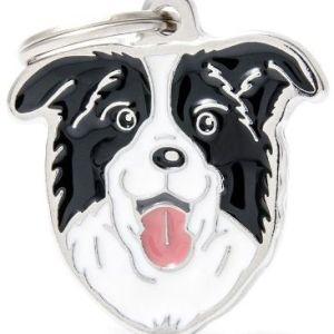 Hundetegn Friends Border Collie