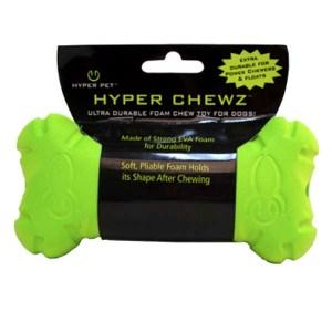Hyper Chewz Bone hundelegetøj