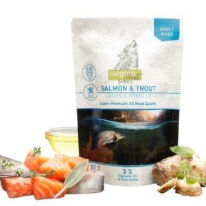 Isegrim Roots vådfoder Salmon & Trout Grainfree 410g