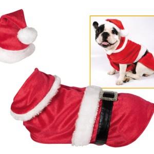 Julemands kostume, 20cm