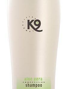 K9 Aloe Vera shampoo, vælg størrelse 300 ml