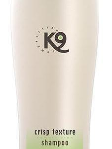 K9 Crisp Texture Shampoo, vælg størrelse 5,7 liter