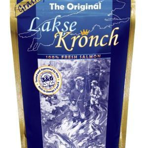 Lakse Kronch Orginal - Kornfri snack 175g