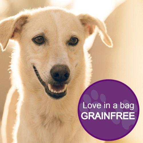 Love in a bag Grainfree Maxi