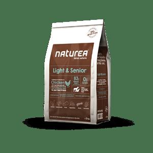 Naturea Light/Senior - 12kg