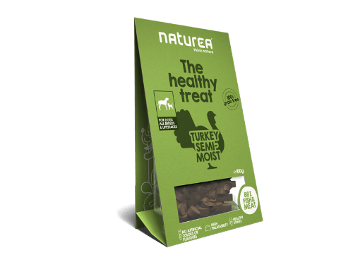 Naturea kornfri snack - Turkey
