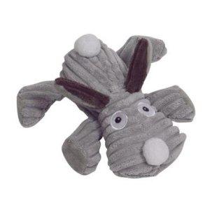 Nobby Hundelegetøjs Plys Bamse Hund Med Piv, 18cm