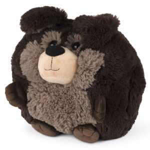 Noxxiez kæmpebamse - Hund med mørkebrun pels