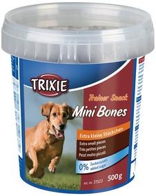 Trainer Snack Mini Bone 500g