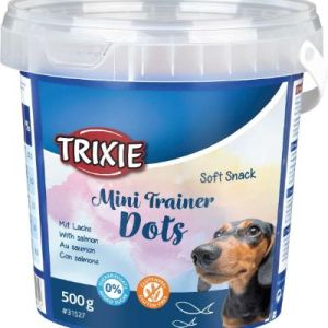 Trainer Snack Mini Dots Laks 500g