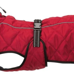 Minot Vinterfrakke Red 45cm