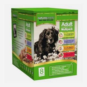 Natures:Menu - Vådfoder til hund - Multi pakke