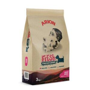 Arion Fresh Adult Small Hundefoder - 3kg