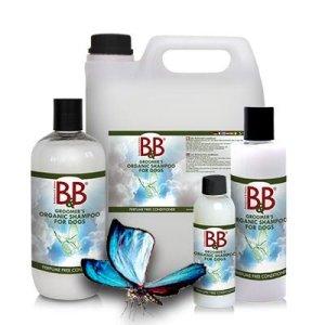 B&B Økologisk Balsam - Parfumefri