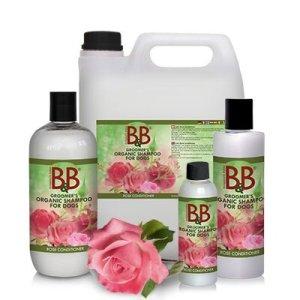 B&B Økologisk Balsam - Rose