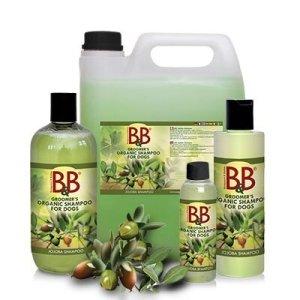 B&B Økologisk Shampoo - Jojoba