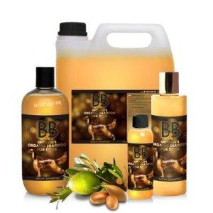 B&B Økologisk Shampoo - Show