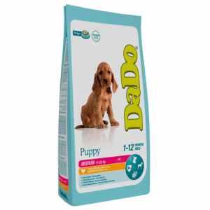 Dado hundefoder - Puppy Medium - Kylling og ris