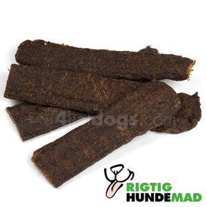 Hundegodbidder, Tørret rådyrkød, 125g