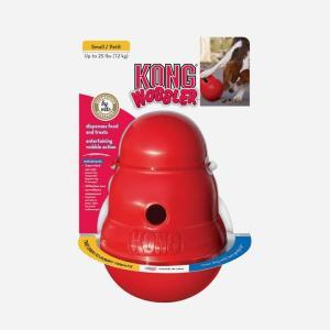 KONG Wobbler legetøj - Sjov fodring for hunde