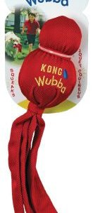 Kong Hundelegetøjs Wubba i Holdbart Gummi - Small - 34x8cm