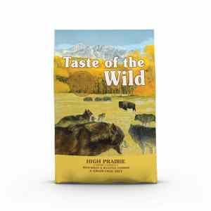 Taste Of The Wild High Prairie Hundefoder - Med Bison - 12,2kg - Kornfrit