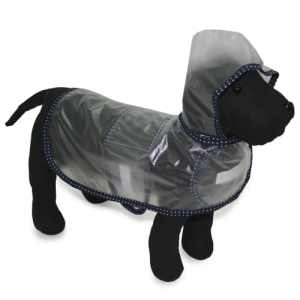Yagu regnjakke til hunde - Str. S