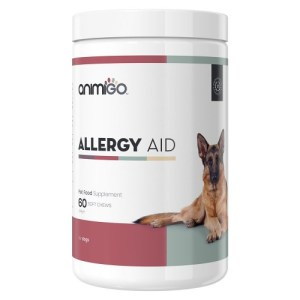 Allergistøtte til Hunde