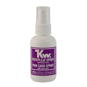 Kw Hunde og Katte Potevoks Spray - Med Aloe Vera - 50g