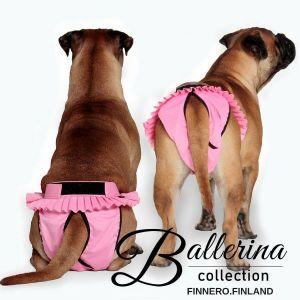 Ballerina løbetidsbuks XXS Pink
