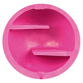 Dog Activity Snack ball, i gummi Ø 9cm