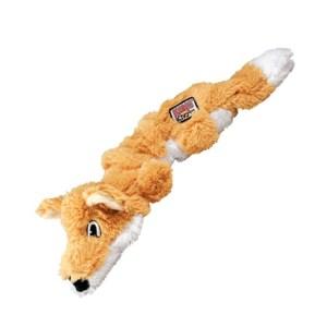 KONG Scrunch Knots Fox, Medium/Large