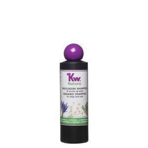 Kw Nature Hunde og Katte Shampoo - Med Kamille, Lavendel og Rosmarin Olie - 200ml - Økologisk