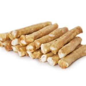 Treateaters Hunde Snack Tyggeruller - Med Kylling - 12,5cm - 20stk - - - -
