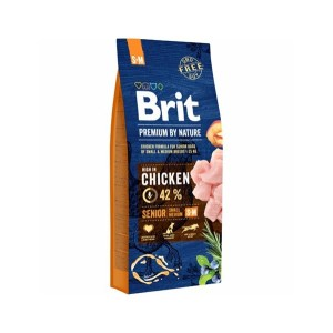 Brit Premium By Nature Chicken Senior, 3 kg