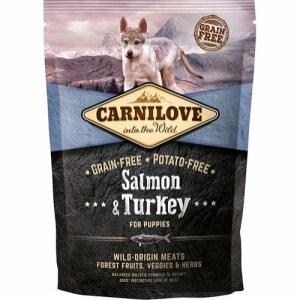 Carnilove Puppy Salmon & Turkey, 1.5 kg