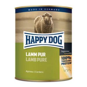 HAPPY DOG Vådfoder til hund - singleprotein Lam - 400 g