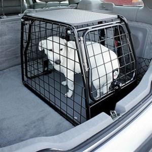 ArtFex Hundebur med høj læssekant-83 x 49,50 x 67,5 cm, højde læssekant 13 cm
