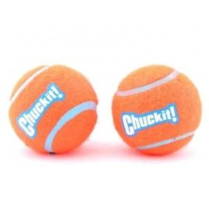 CHUCKIT! Tennis Ball (2 stk)-S:Ø:5cm