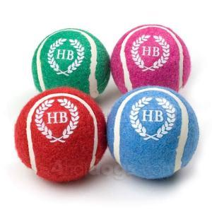 Championship Tennisbold-Orange-M:Ø:6,3cm