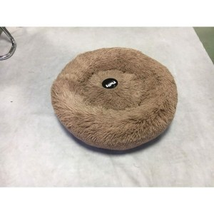 Donutseng, Fluffy, Brun, 58,5 x 58,5 cm