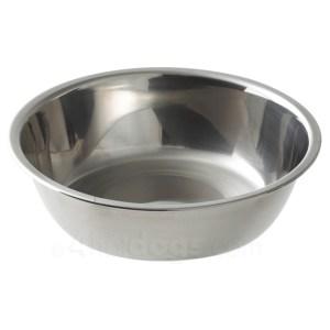 Ekstra inderskål til hundeskål i melamin-L
