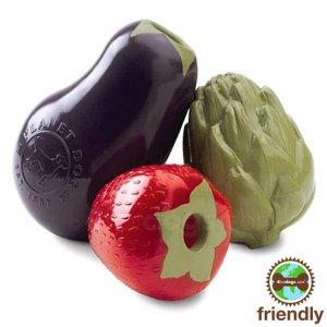 Frugt og grønt aktivitetbold-Chilli