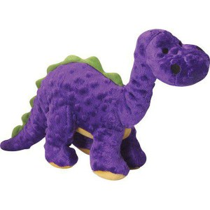 Godog Dino hundelegetøj-Large