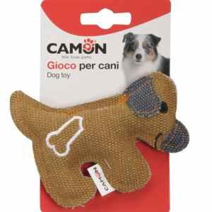 Hundelegetøj - canvas hund