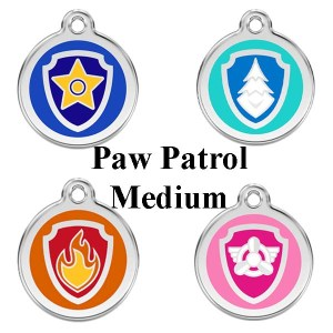 Hundetegn Paw patrol str. M-Chase