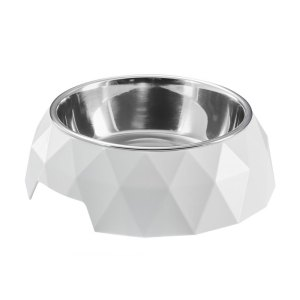 Hunter Kimberley Hundeskål Hvid-350 ml