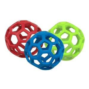 JW HOL-EE Roller hundelegetøj-XS